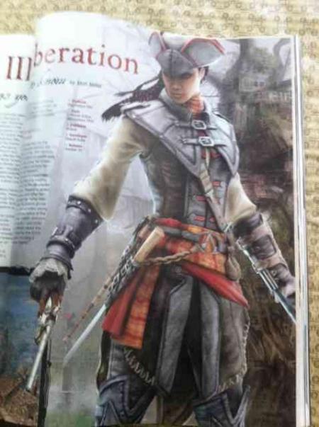 Assassin's Creed 3: Liberation -  на PS Vita