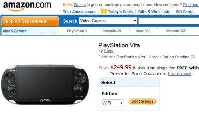 Как заказать PS Vita на Amazon? Подробная инструкция по покупке PS Vita на Amazon.