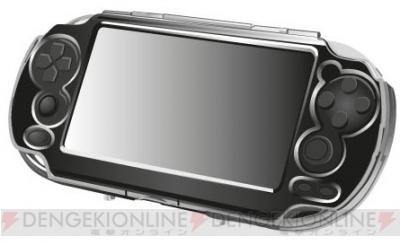 Ещё один аксессуар для PS Vita
