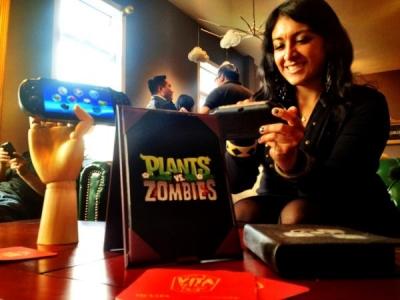 Plants vs. Zombies будет на PS Vita