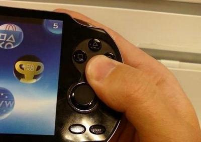 Первый недостаток PS Vita?