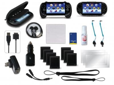 CTA Digital выпустила линейку аксессуаров для PS Vita