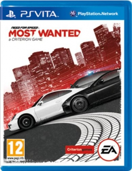 Бокс-арт Need for Speed и Call of Duty: Black Ops