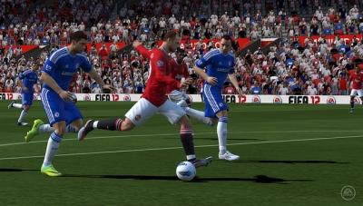 FIFA на PS Vita выйдет в феврале