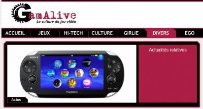 Французы знают, когда PS Vita поступит в продажу