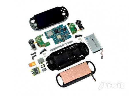 PS Vita доступна для ремонта