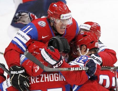 Россия выиграла чемпионат мира!