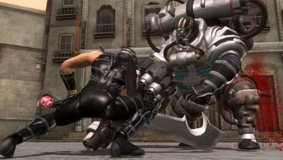 Новые скриншоты Ninja Gaiden Sigma Plus