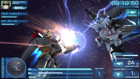 Скриншоты Gundam Seed Battle Destiny