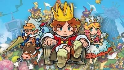 Little King's Story  на PS Vita