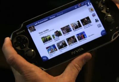 Facebook вернулся на PS Vita