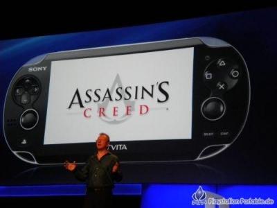 2 фотографии с презентации Assassins Creed: Virtues на Gamescom