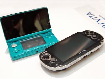 По стартовым продажам PS Vita уступила Nintendo 3DS