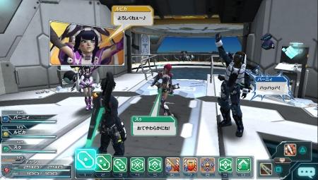 Первые скриншоты Phantasy Star Online 2