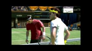 Подробности о Virtua Tennis 4